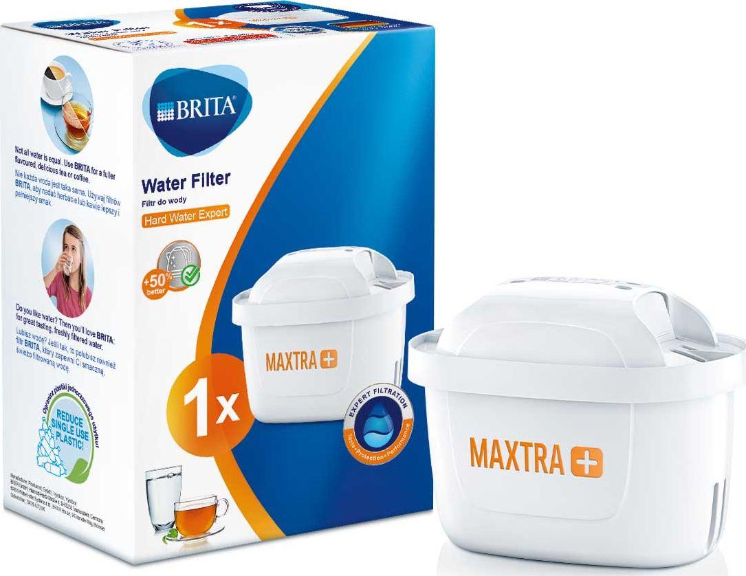 Brita MAXTRA Plus + 1x Hard Water Expert Virtuves piederumi
