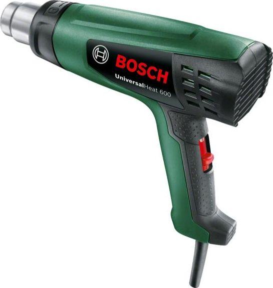 Bosch Hot Air Gun 1800w Universal Heat 600 (B06032A6120) celtniecības fēns