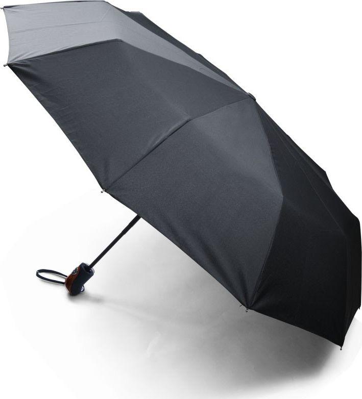 Esperanza Parasol automatyczny skladany i zamykany - Milan - czarny EOU002K - 5901299918890 Lietussargs