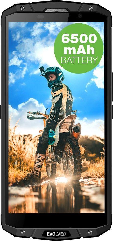 Smartfon Evolveo Strongphone G7 32 GB Dual SIM Czarny  (SGP-G7-B_r) SGP-G7-B_r Mobilais Telefons