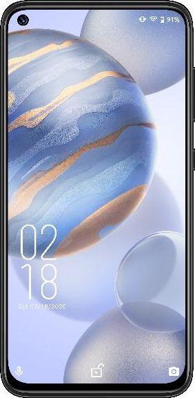OUKITEL C21 4/64 DS Black Mobilais Telefons