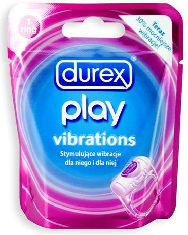 Durex Play Vibrations to stimulate vibrations for him and her