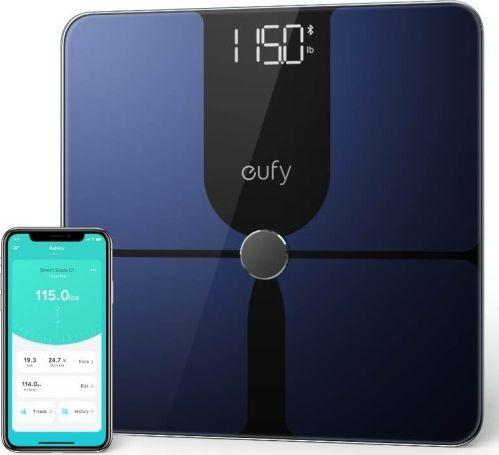 Eufy Smart Scale P1 Black T9147011 Svari