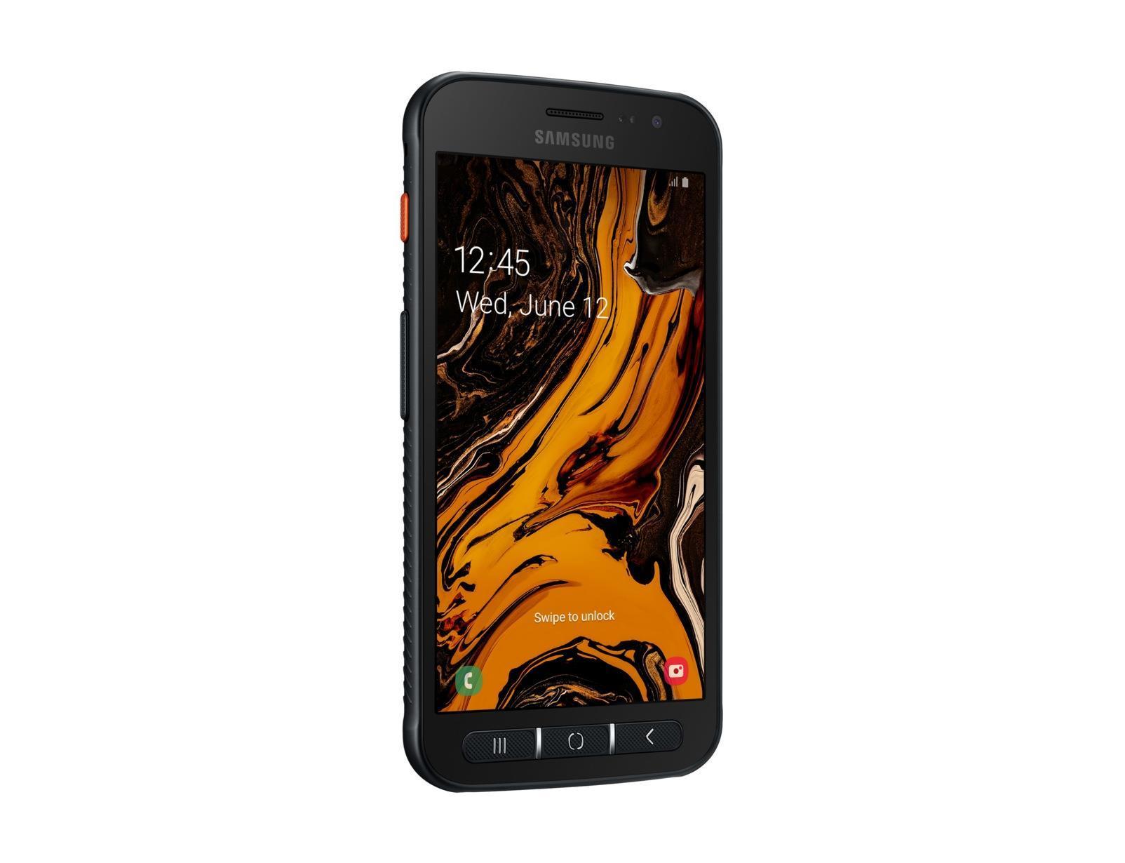 """Samsung Galaxy XCover 4S SM-G398F 12.7 cm (5"""") Dual SIM Android 9.0 4G USB Type-C 3 GB 32 GB 2800 mAh Black 8806090049217 8806090049217 Mobilais Telefons"""