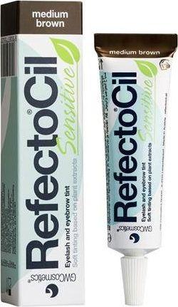 RefectoCil  Sensitive Eyelash And Eyebrow Tint ēnas