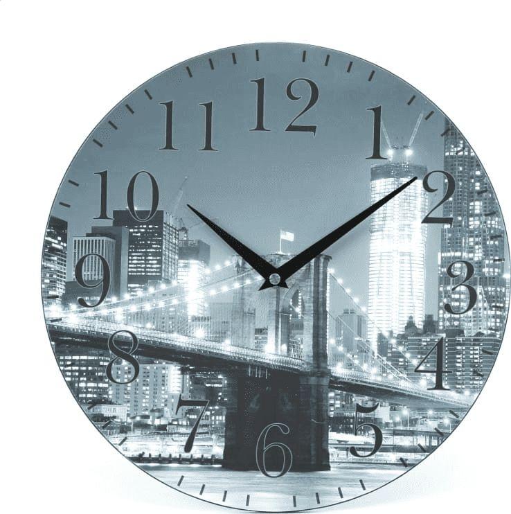 Platinet Zegar PZCC City Sienas pulkstenis Rokas pulksteņi