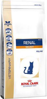Royal Canin Renal Select cats dry food 4 kg Adult kaķu barība