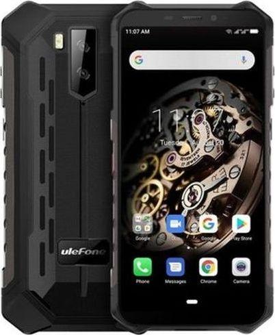 Smartfon UleFone Armor X5 32 GB Dual SIM Czarny  (2_303999) 2_303999 Mobilais Telefons