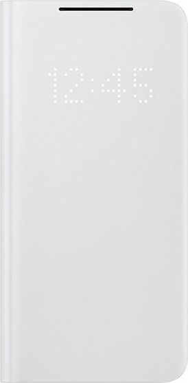 Samsung Galaxy S21 Ultra Smart LED View Case Light Gray