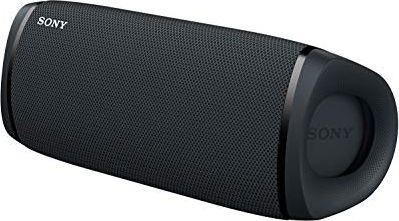 Sony Portable Bluetooth Speaker SRS-XB43 Extra Bass Waterproof, NFC, Black datoru skaļruņi