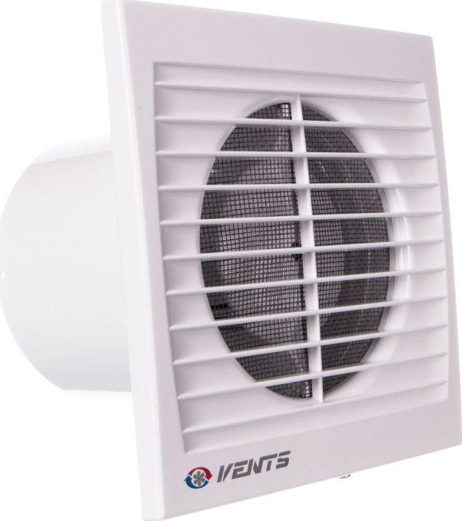 Vents Household fan diameter 100 230V 5.6 78m3 / h 26dB wall standard (STYL S) 100S