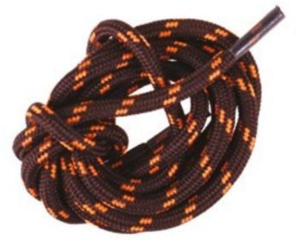 Hi-tec Laces Lace Trip Brown / Orange 150CM Kopšanas līdzekļi apaviem