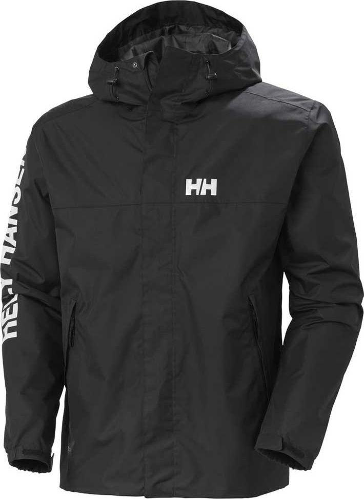 Helly Hansen Men's Ervik Jacket, black size L (64032_992)