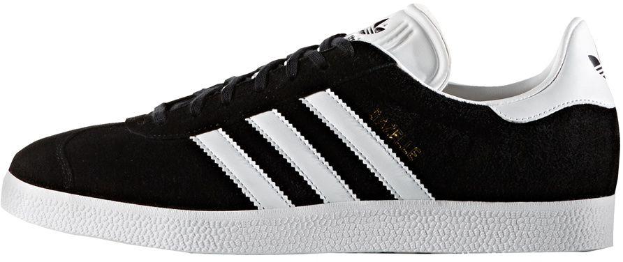 Adidas Gazelle Unisex Adult Black, Gray, White