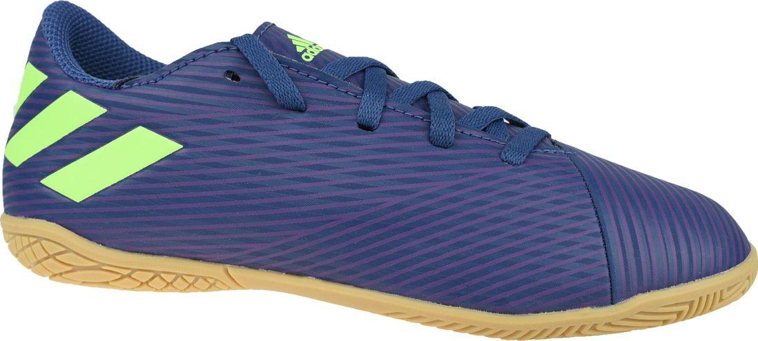 Adidas EF1817 athletic shoes Male Teen Indigo