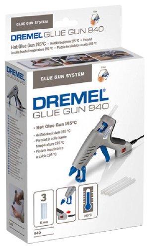 Dremel Glue Gun 940-3 gy