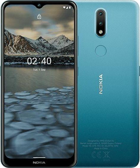 Nokia 2.4 Blue                      2+32GB Mobilais Telefons