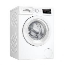 Bosch Serie 6 Washing machine WAU24UL8SN Front loading, Washing capacity 8 kg, 1200 RPM, A+++, Depth 59 cm, Width 60 cm, White, LED, Display Veļas mašīna