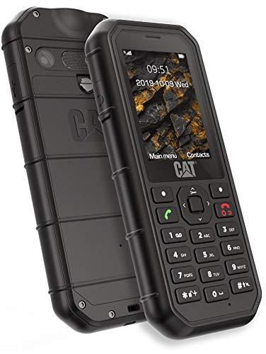 Caterpillar - 2.4 - B26(Black, Dual SIM) CB26-DAE-EUA-EN Mobilais Telefons