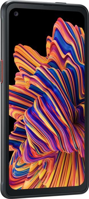 Samsung Galaxy Pro Xcover - 6.3 - Android(Black, Enterprise Edition) SM-G715FZKDE28 Mobilais Telefons