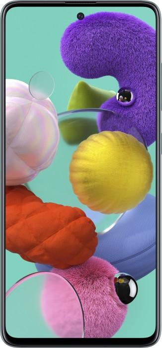 Samsung Galaxy A51 - 6.5 - 128GB, Android (Prism Crush Blue, Dual SIM) SM-A515FZBVEUB Mobilais Telefons