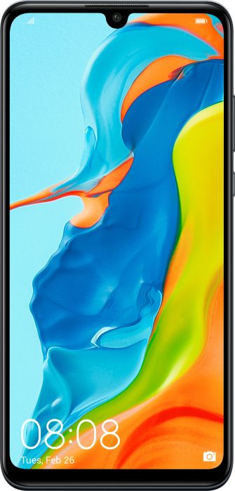Huawei P30 Lite - 6.15 - 128GB - Midnight Black - Android 51093NNL Mobilais Telefons