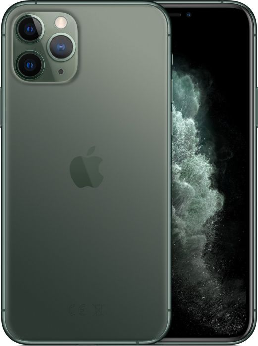 Apple iPhone 11 Pro - 5.8 - 64GB, iOS, green MWC62ZD/A Mobilais Telefons