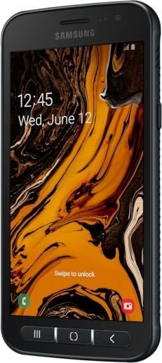 Samsung Galaxy Xcover 4s Enterprise Edition - 5 - 32GB, Android (Black) SM-G398FZKDE28 Mobilais Telefons