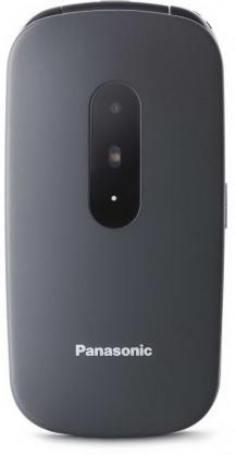 "Panasonic KX-TU446EXG 6.1 cm (2.4"") 110 g Grey Senior phone Mobilais Telefons"