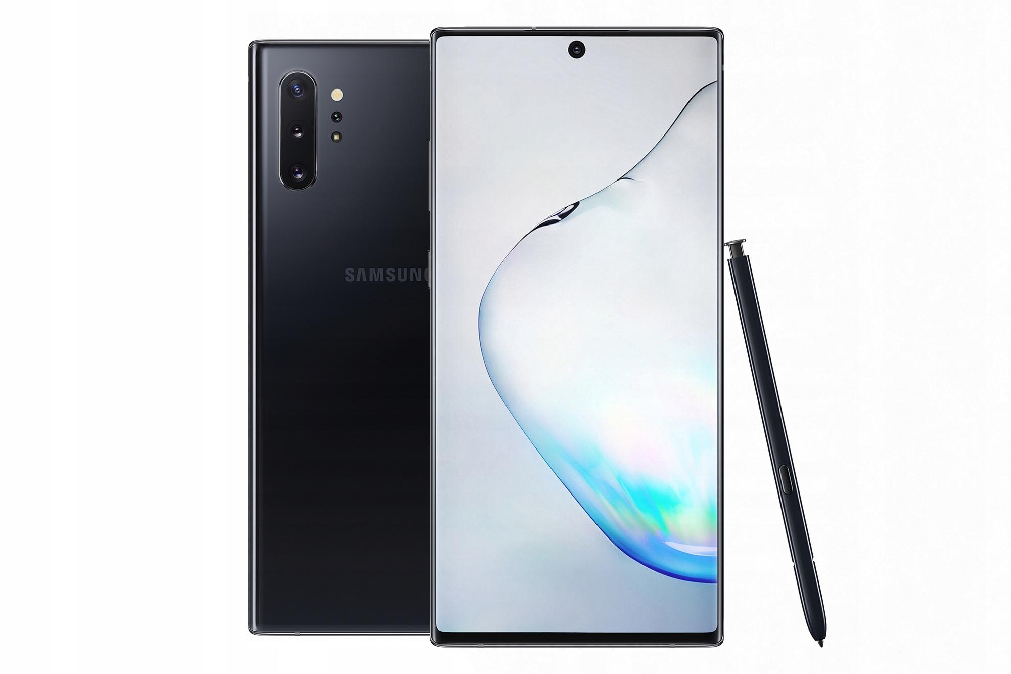 Samsung Galaxy Note10 - 6.3 - 256GB, Android(Aura Black, Dual SIM) SM-N970FZKD Mobilais Telefons