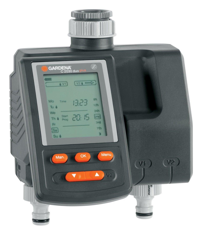 Gardena MultiControl duo irrigation controller 01874-20 Dārza laistīšanas iekārtas