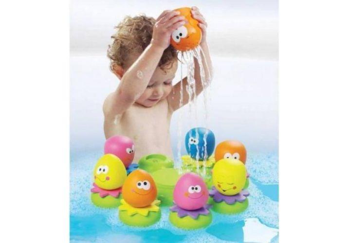 Rotaļlietas, Spēles Ūdens rotaļlietas