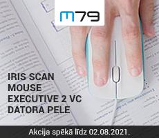 Iris Scan Mouse Executive
