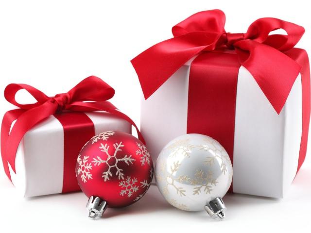 Ziemassvētku Dāvanas Dāvanas Viņai