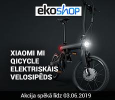 Xiaomi elektriskais velosipēds