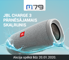 JBL Charge3 Grey
