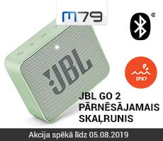 JBL Go2 Mint-