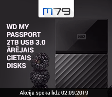 WD My Passport Black-