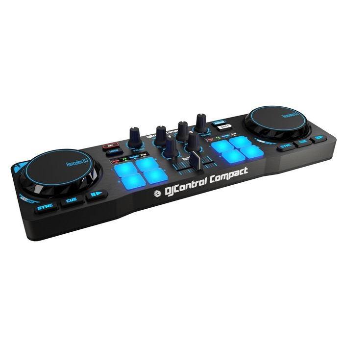 Audio DJ pultis