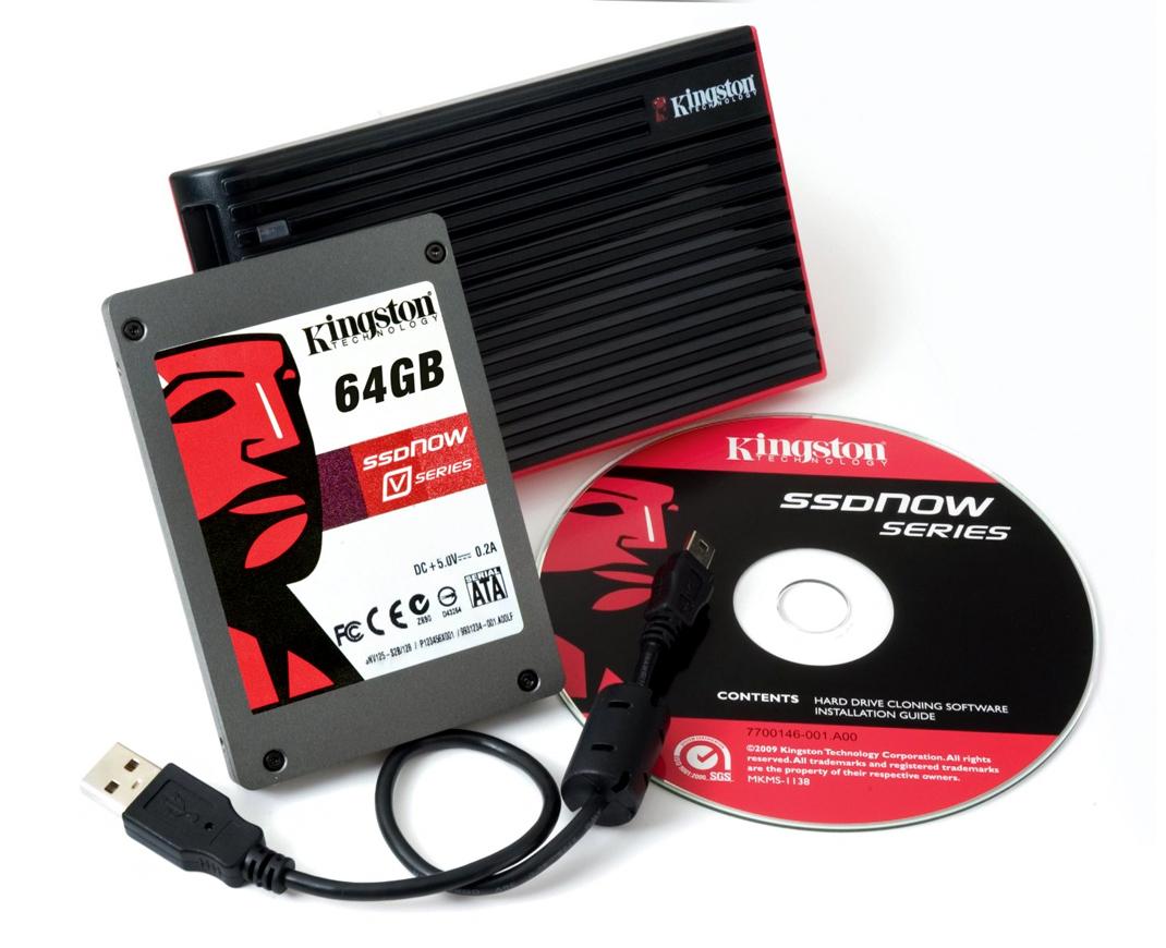 Datoru komponentes SSD diski