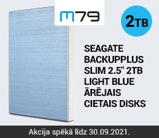 Seagate Slim 2TB