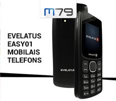 Elevatus mobilais telefons-