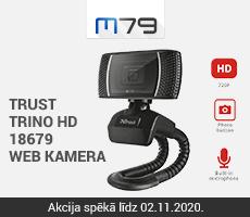 Trust Trino HD web kamera