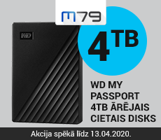WD My Passport 4TB