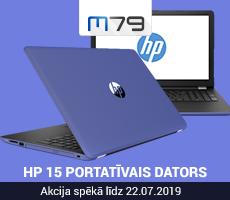 HP 15 portativais dators