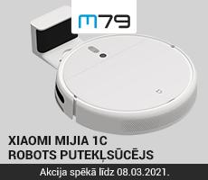 Xiaomi Mijia robots putekļsūcējs