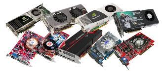 Datoru komponentes Video kartes