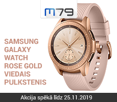 Samsung Galaxy Rose Gold
