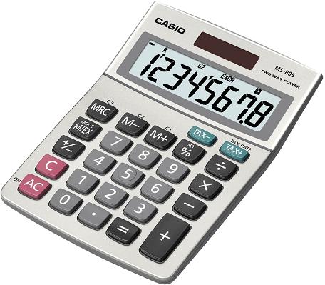 Biroja tehnika Kalkulatori