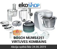 Bosch MUM virtuves kombains